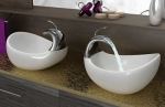 Сантехника из керамики, фаянса и фарфора