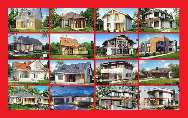 Индивидуальный проект дома + Смета!
