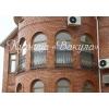 Кованые балконы, оконные решетки, кованые ворота